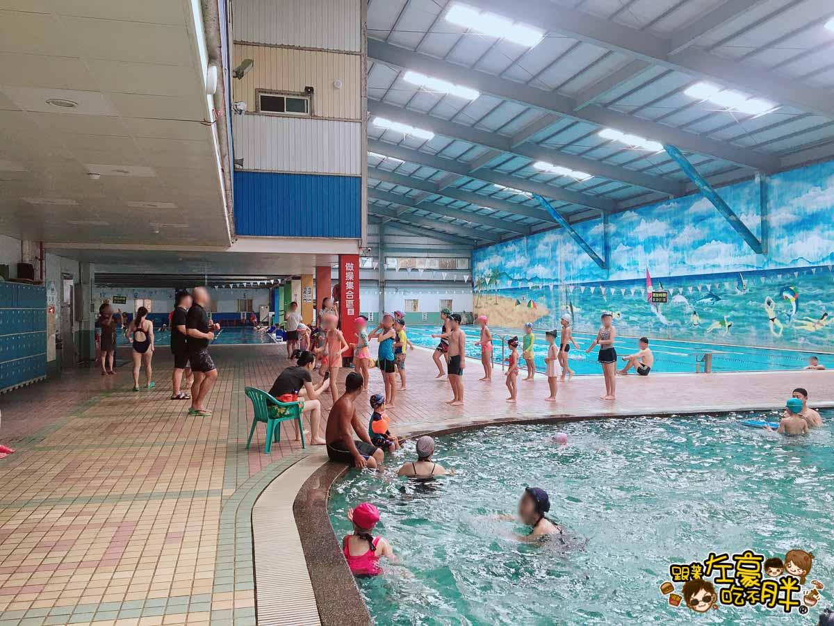 台中沙鹿寶成游泳池-37