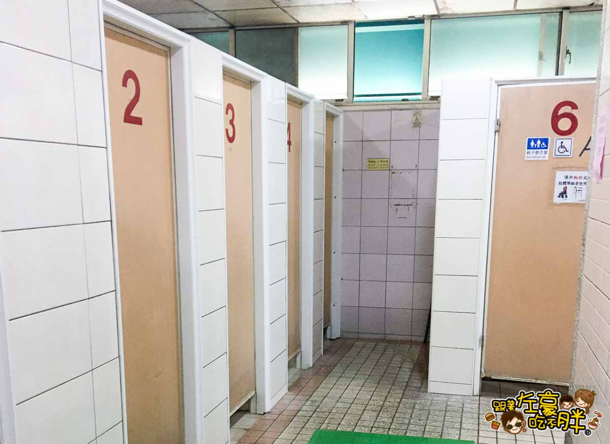台中沙鹿寶成游泳池-19