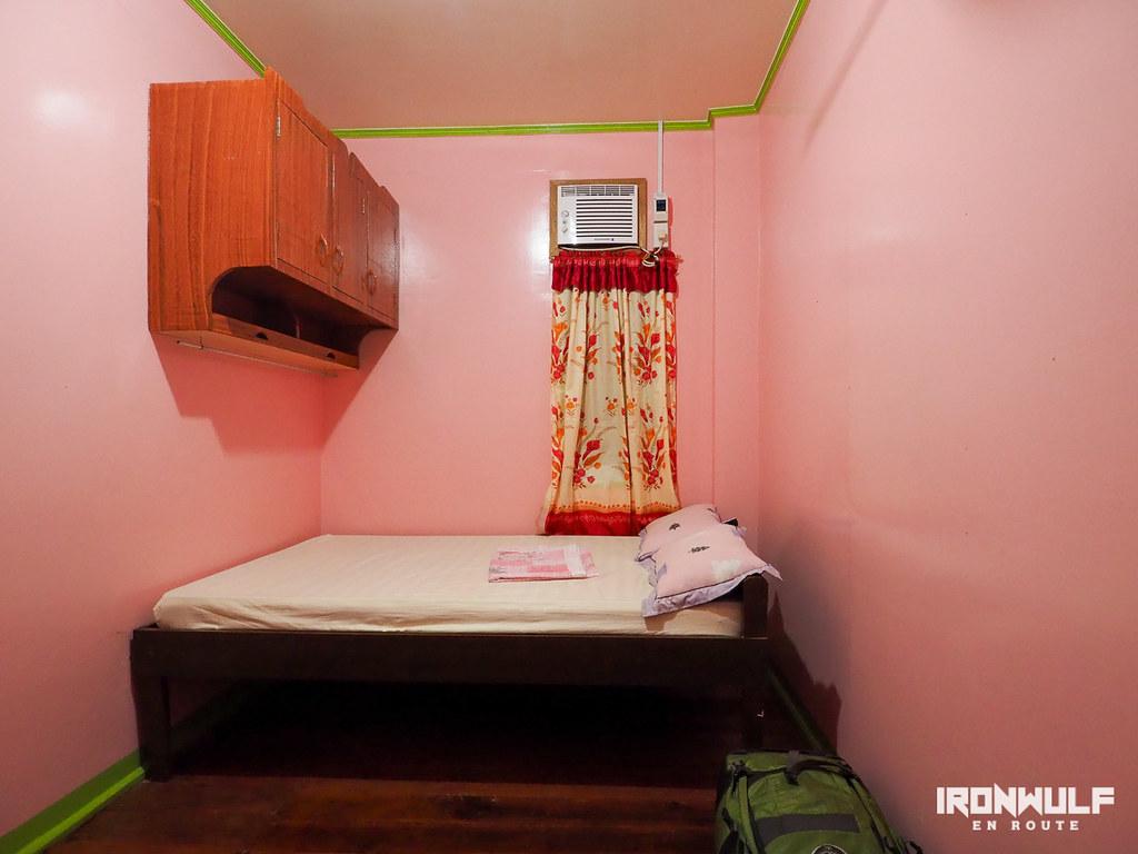 My room at JBN Seaside Homestay
