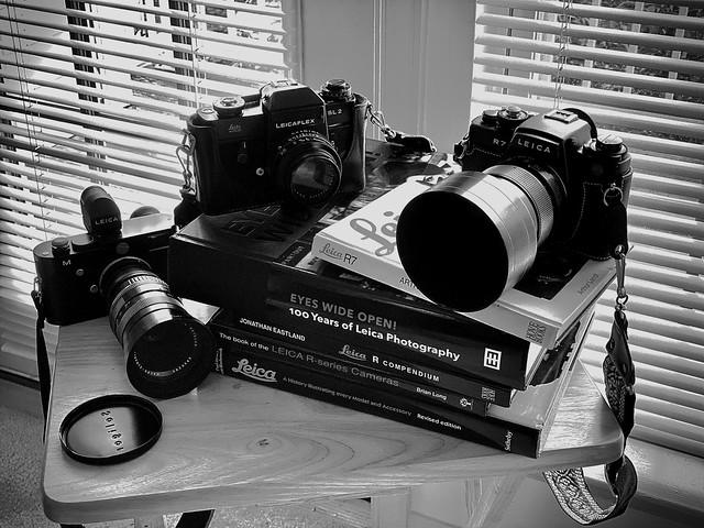 The Leica family