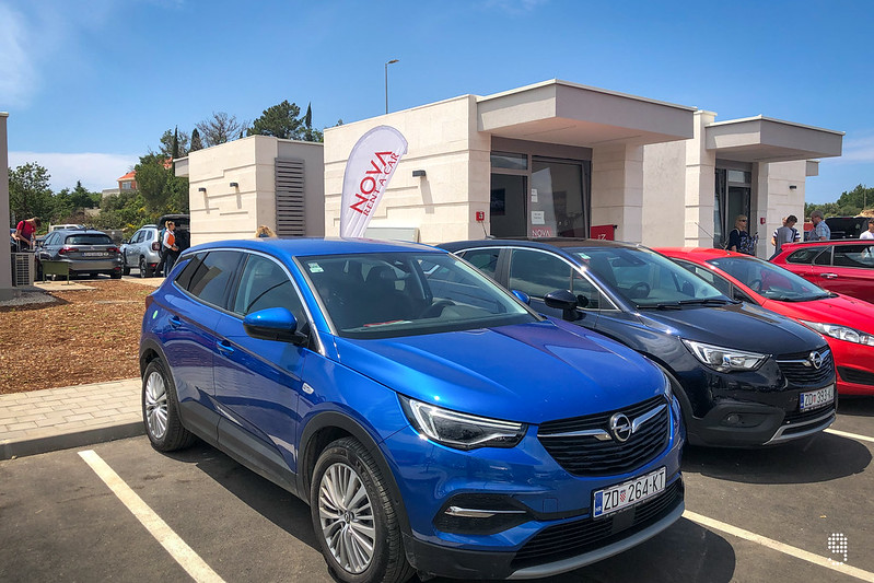Opel Grandland Suv-今次旅途的好伴侶