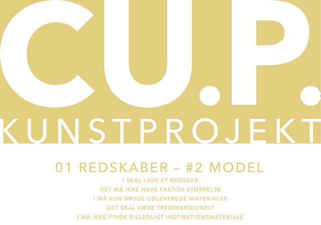 20-21 CU.P. - Redskaber