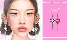 namo. pick earrings @2ND CHANCE SALE