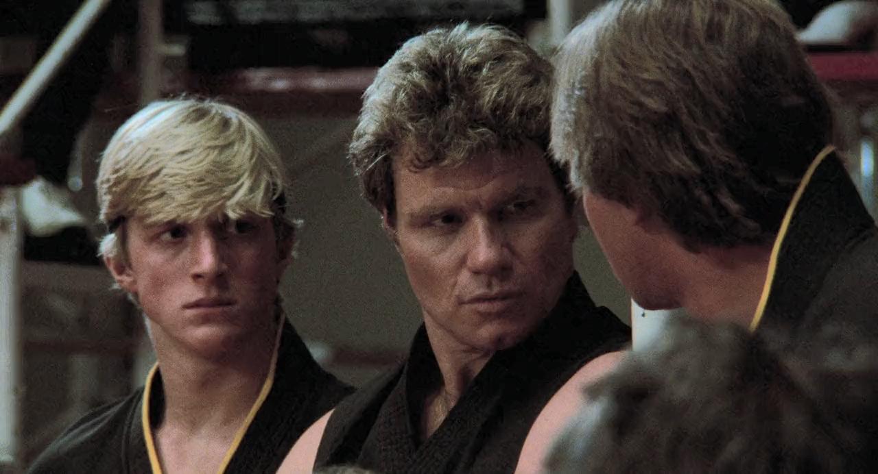 The Karate Kid 1984 Audio Latino Doblaje Original BRRip 720p