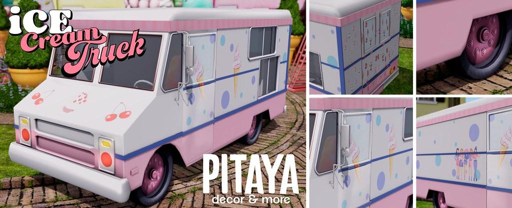 PITAYA – Ice Cream Truck @ Kpop United