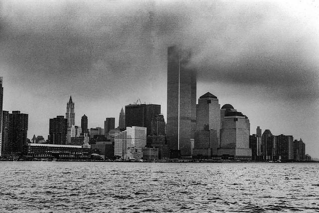 WTC In Clouds