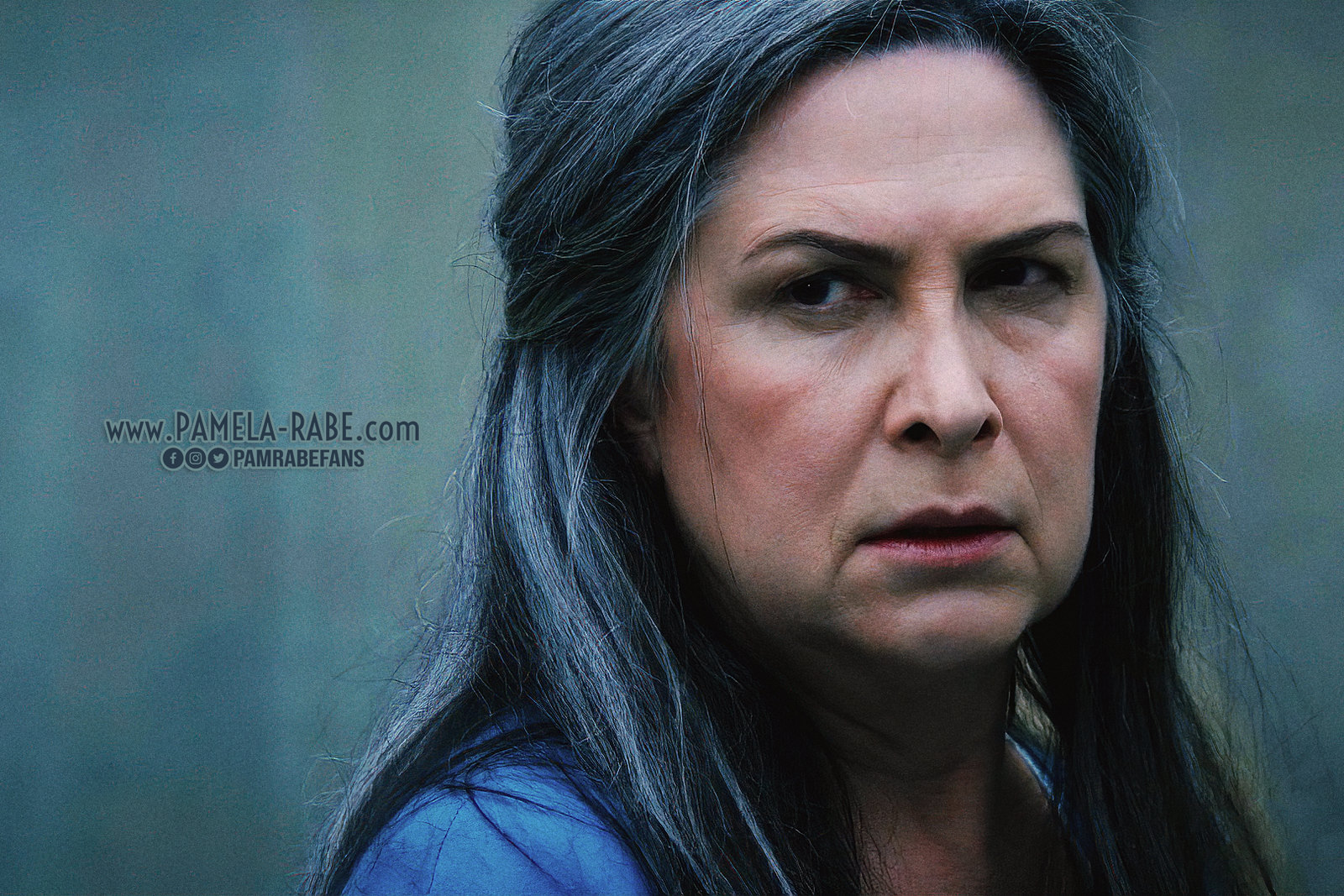Pamela Rabe in Wentworth Season 8 | Edit by www.Pamela-Rabe.com