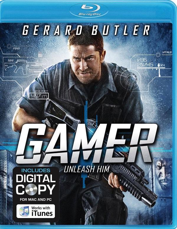 Gamer (2009) Audio Latino BRRip 720p Dual Latino Ingles Mega