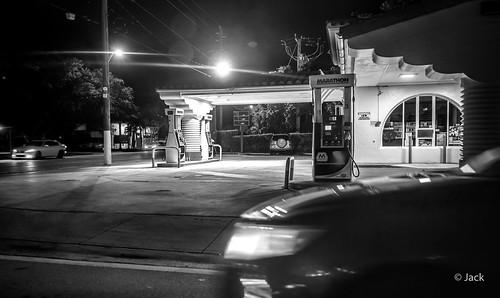 Miami mood - gas station