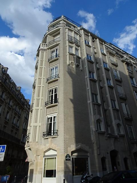Sortie Vieux Appareils 2020 Rue Greuze Guimard-Paris XVI