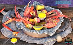 Junk Food - Seafood Broil