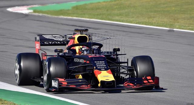 Red Bull RB15 / Dan Ticktum / GBR / Red Bull Racing Formula One Team