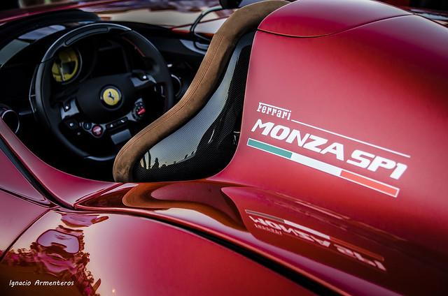 Ferrari Monza SP1 (Autobello, Sotogrande)