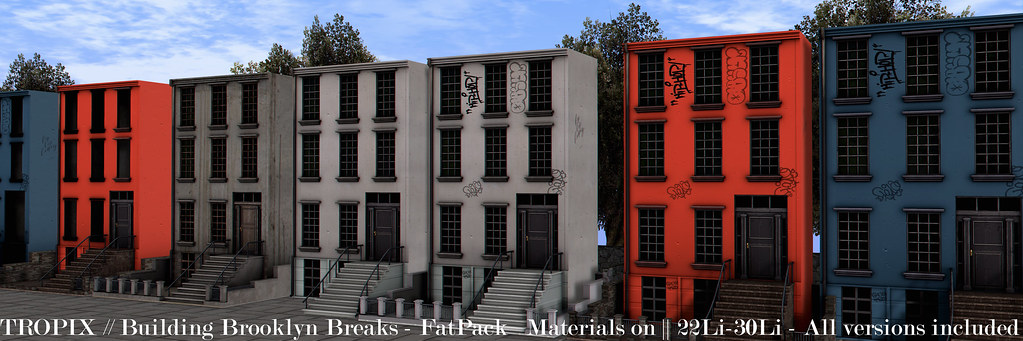 TROPIX – Building Brooklyn Breaks – Fatpack2