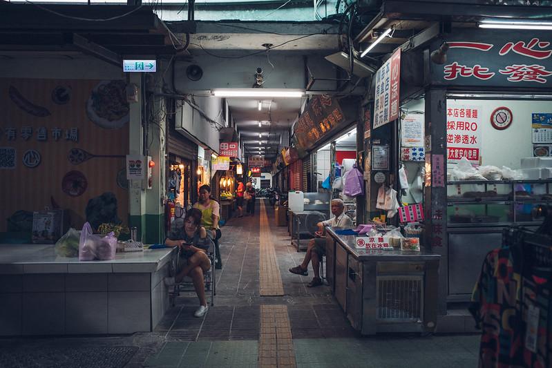 菜市場in台中|GR3