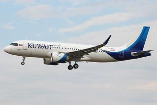 F-WWBJ A320N 100920 TLS (cn10082)
