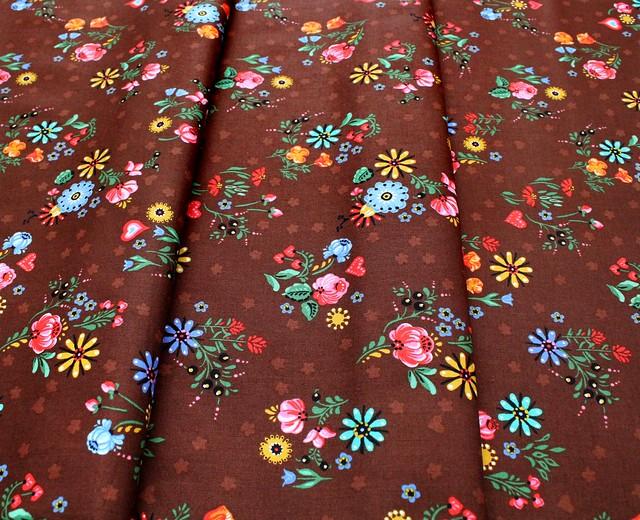 Robert Kaufman Hidden Canyon WEL-19806-378 Floral Ceadar