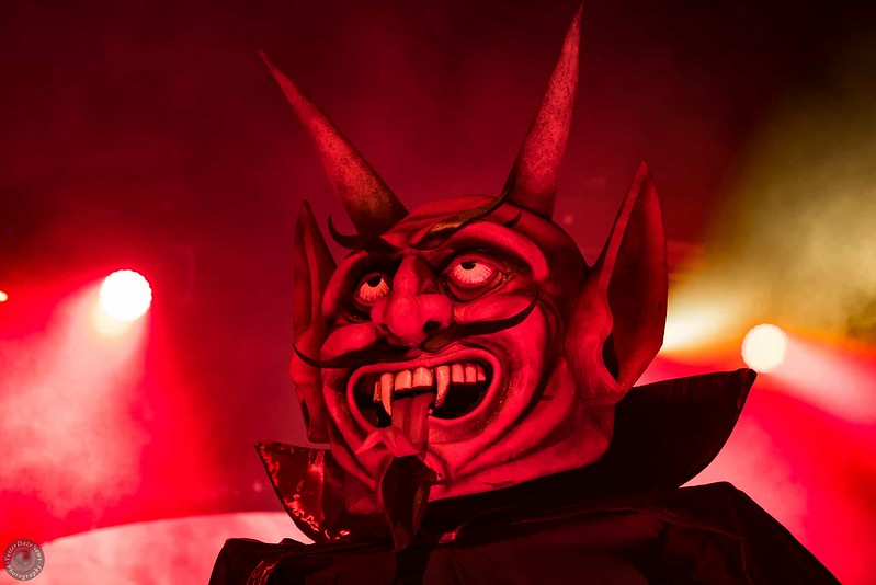 Rob Zombie 2016 - (c) Copyright Photos by Diane Webb 2