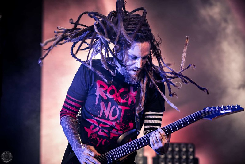 Korn 2016 - (c) Copyright Photos by Diane Webb 5