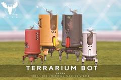-MUSU- Terrarium Bot!