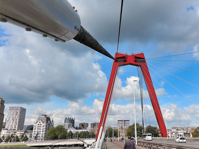 Willemsbridge, Rotterdam.