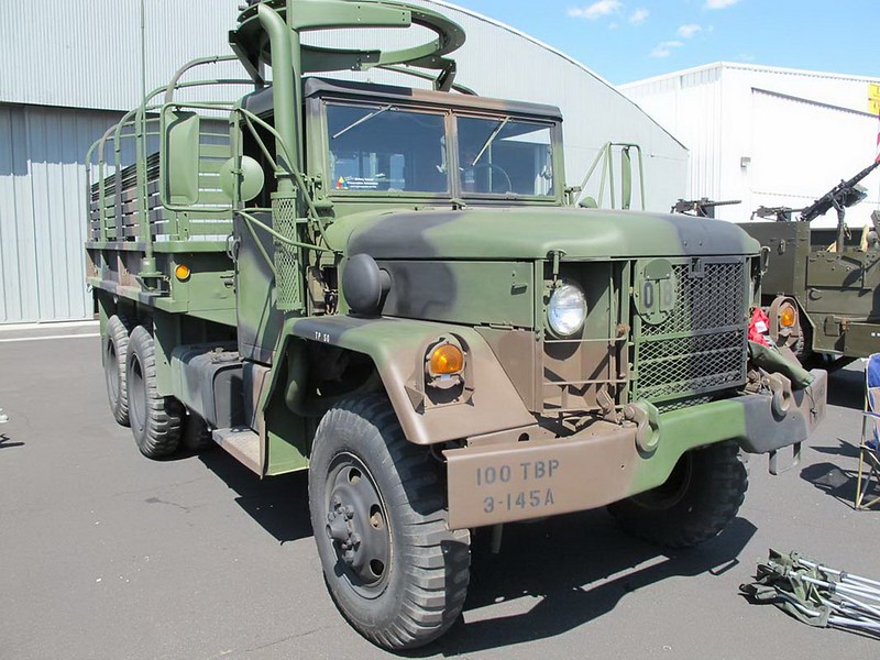 M35A1 Camion 2,5 tonnellate 6x6 109