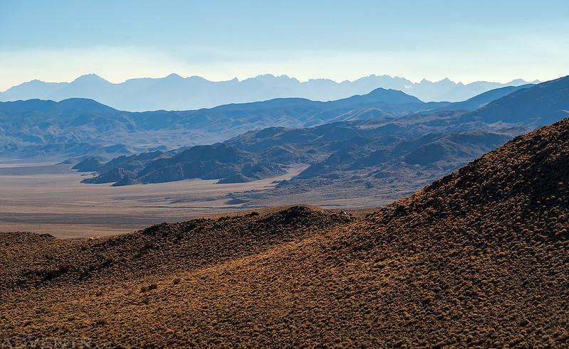 Smoky Deep Springs Valley