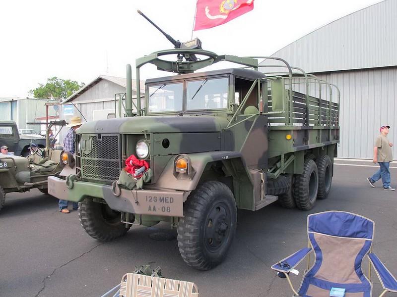 M35A1 Truck 2.5 ton 6x6 1