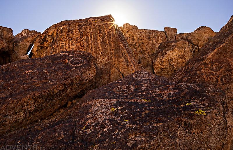 Chidago Petroglyphs