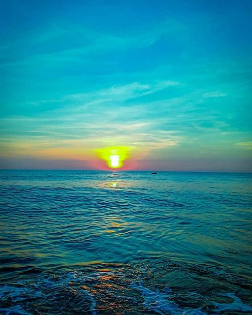 Vẻ đẹp lãng mạn ở biển Hoài Hải ( Quy Nhơn )