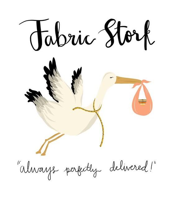 Week 1 Sponsor: Fabric Stork