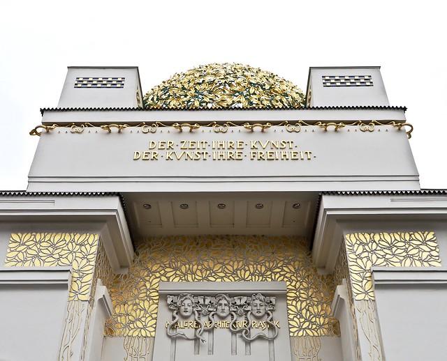 Wiener Secessionsgebäude / Wenen