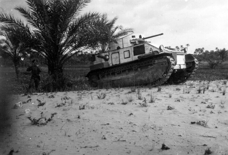 Medium-tank-MkII-asbestos-egypt-1930s-ljyp-2