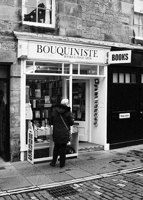 St Andrews, 'Bouquiniste', Market Street