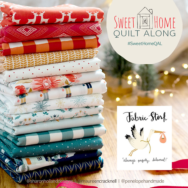 Fabric Stork Bundle Giveaway