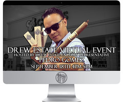 Drew Estate Virtual Event hosted by Pedro Gomez.