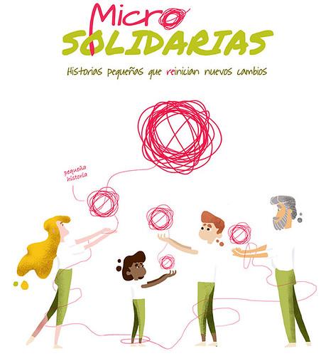 MicroSolidarias: Historias pequeñas que reinician grandes cambios