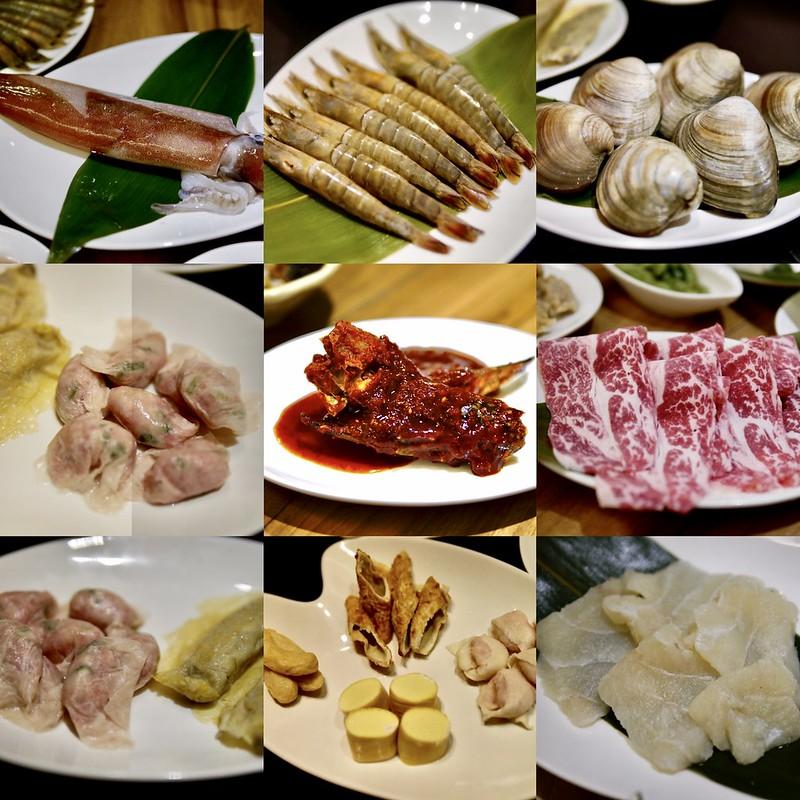金鍋聚-鍋物烤物料理