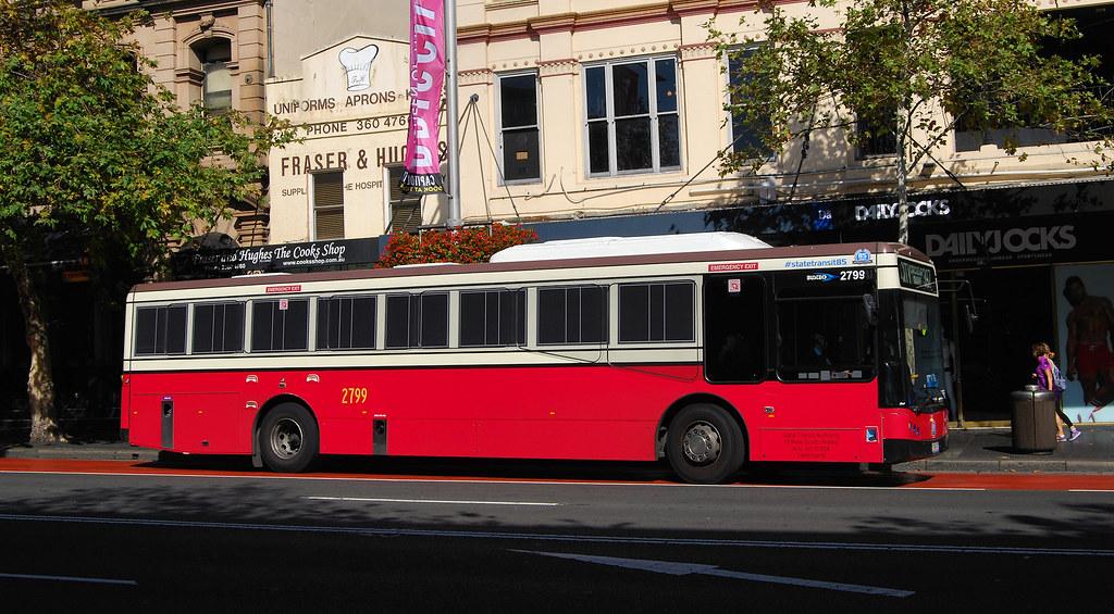 Bus 2799, Oxford St, Darlinghurst, Sydney, NSW.
