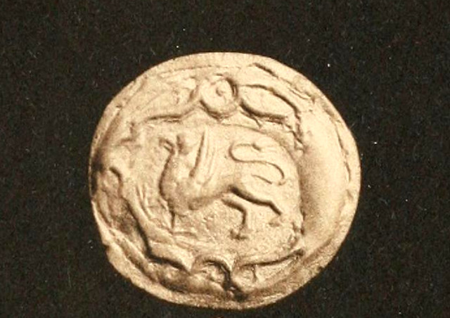 The griffin seal of Edward III