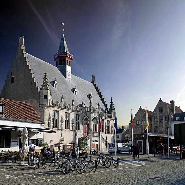 Damme, West Flanders, Belgium