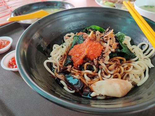 China Whampoa Home Made Noodle