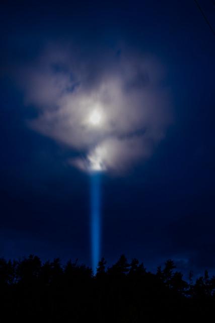 Tower of Light Flight 93