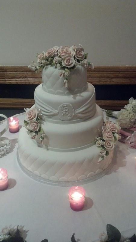 Wedding Cake by Woodlea Bakery