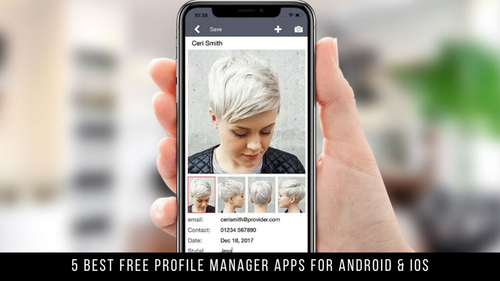5 Best Free Profile Manager Apps For Android & iOS