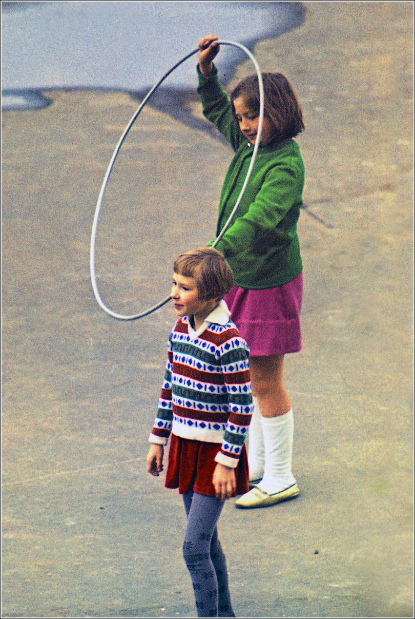 154. 1970. Дети, июнь