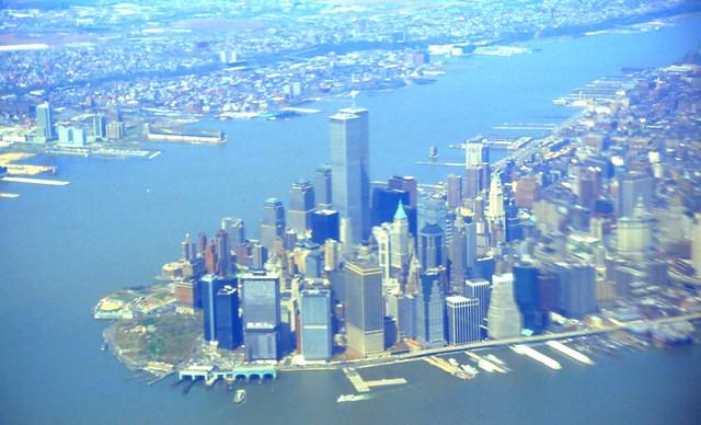 New York City, USA - 27 April 1993