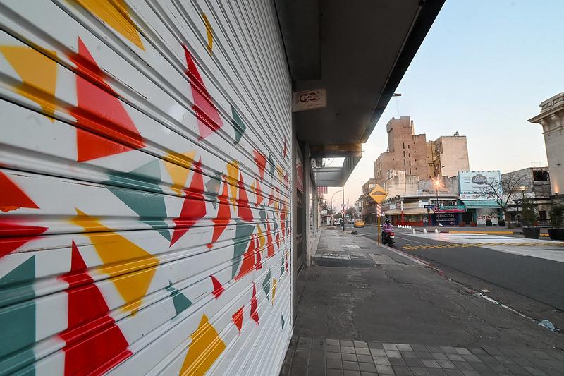 El arte callejero revaloriza la Gran Manzana del Mercado Norte (4)