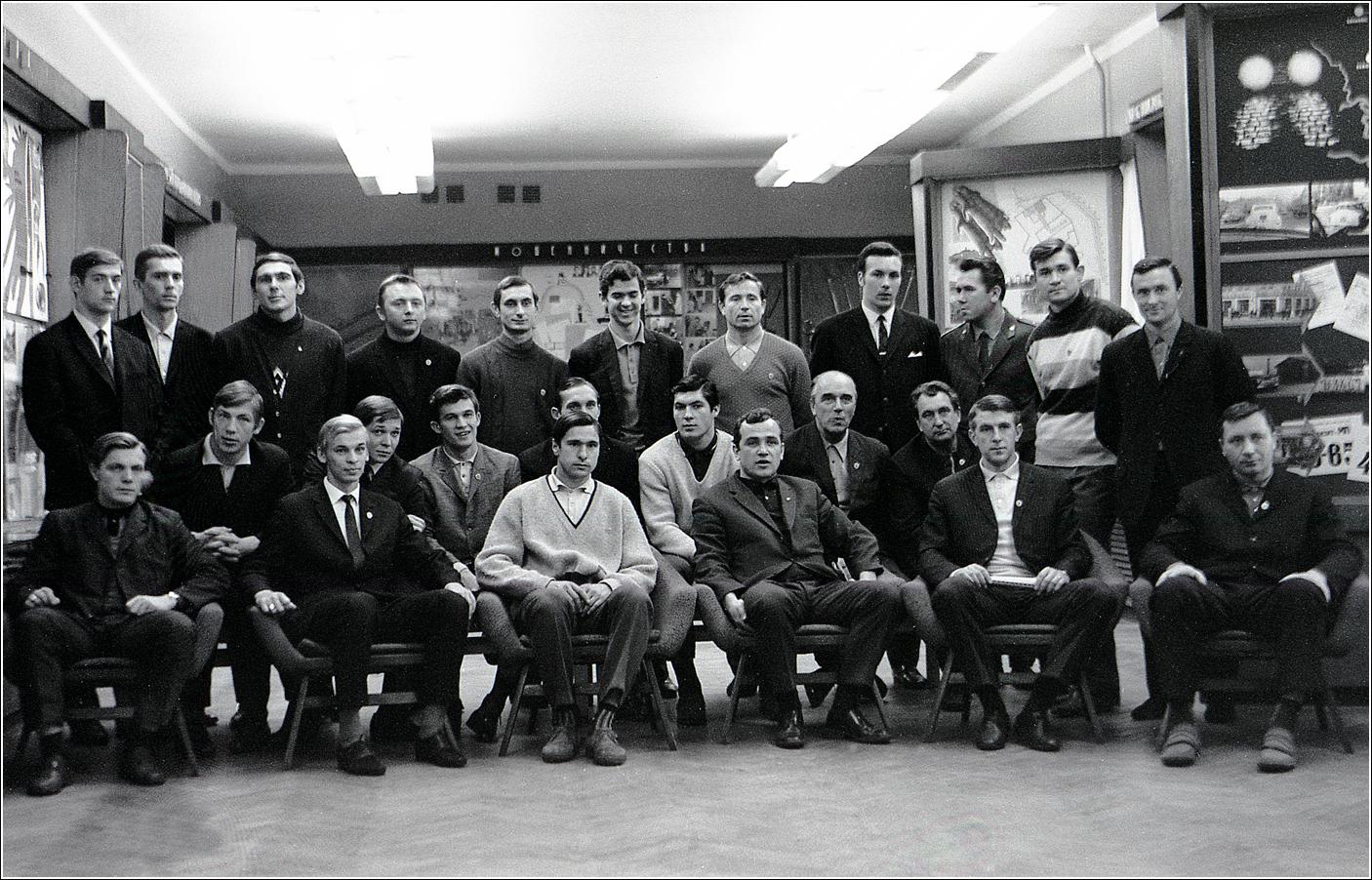 149. 1969. Московское «Динамо»