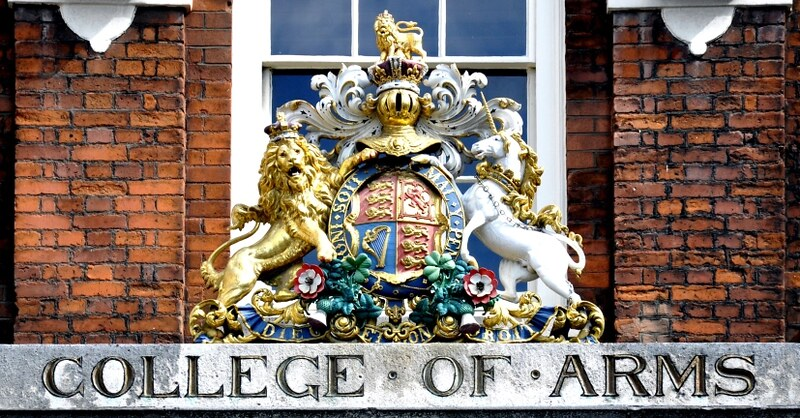 College of Arms, The royal coat of arms of the United Kingdom